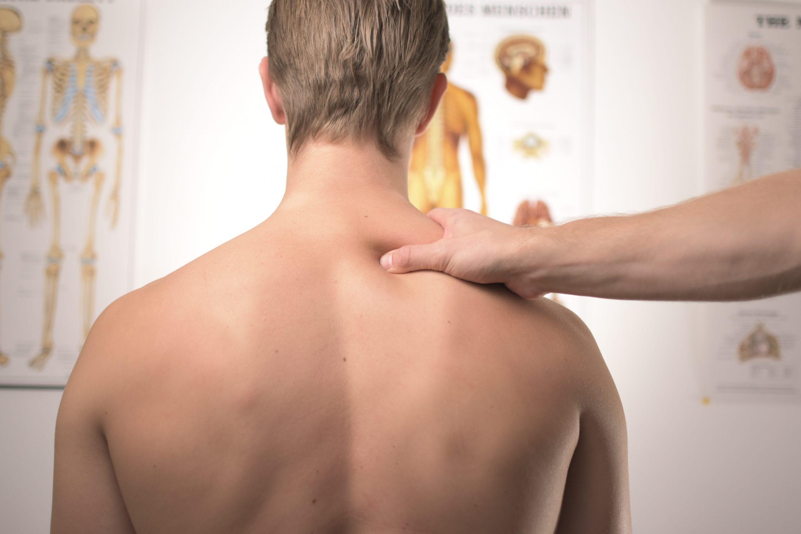 Osteopathische behandeling